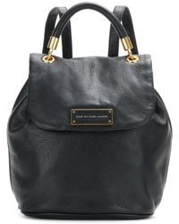 Marc By Marc Jacobs Too Hot To Handle Leather Backpack - Lyst