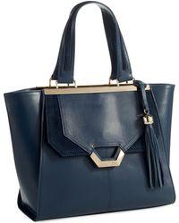 Dolce Vita Dual Handle Tote Bag - Lyst