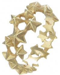 Zoe & Morgan Milky Way Ring - Lyst