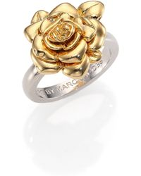 Marc By Marc Jacobs Jerrie Rose Ring - Lyst