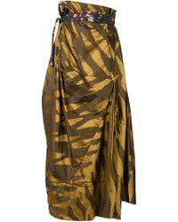 Vivienne Westwood Gold Label - 'gerent' Skirt - Lyst