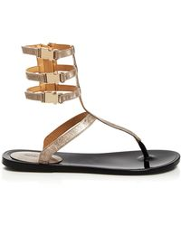 Rachel Zoe Flat Thong Sandals - Cecille - Lyst