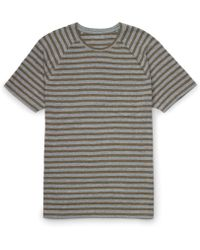 Club Monaco Cotton Wool Tee - Lyst