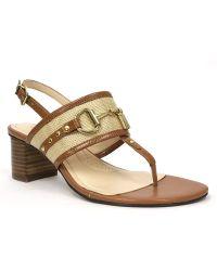 Ellen Tracy Candela High-Heel Sandals - Lyst