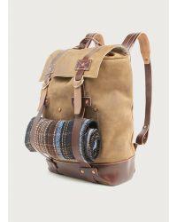 Billy Reid Backpack - Lyst