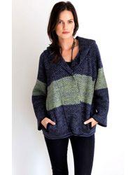 Goddis Fiji Hooded Knit Jacket - Lyst