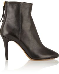 Isabel Marant Leather Boots - Lyst