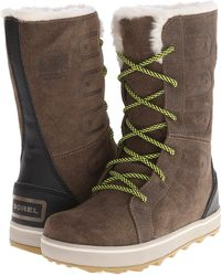 Sorel Gray Glacy Lace - Lyst