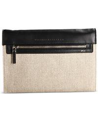 Victoria Beckham Small Fabric Bag - Lyst