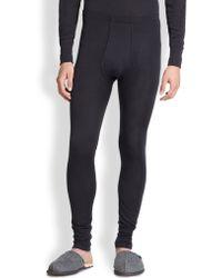 Hanro Merino Wool  Silk Long Underpants - Lyst
