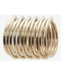 Kelly Wearstler | Twisted Brass Ring | Lyst
