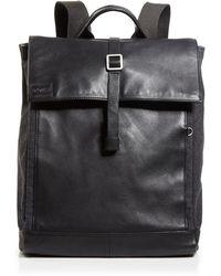 TOMS Black Caravan Backpack - Lyst