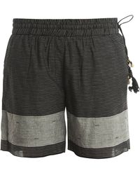 Day Birger Et Mikkelsen Kaftan Shorts black - Lyst
