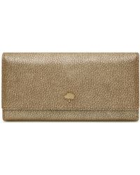Mulberry Tree Continental Wallet - Lyst