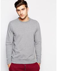 Paul Smith Sweatshirt with Zebra Logo - Lyst