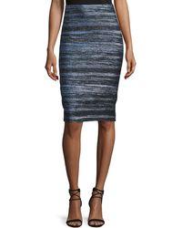 9a4a13ee1 Women's Nicole Miller Artelier Skirts - Lyst