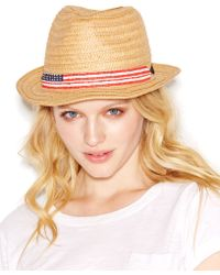 Collection XIIX Americana Fedora - Lyst