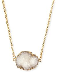 Jules Smith Rock Candy Necklace - Lyst