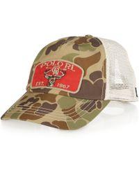 Polo Ralph Lauren Ralph Lauren Mesh Trucker Hat - Lyst