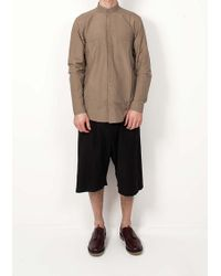 Damir Doma Sabal Shirt in Green - Lyst