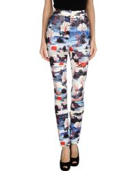 Opening Ceremony Casual Pants - Lyst