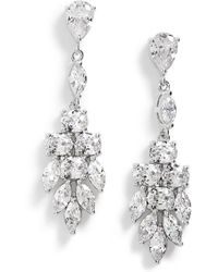 Samantha Wills - 'noir Luxe' Drop Earrings - Lyst