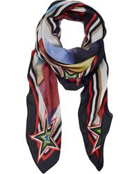 Givenchy Abstract Lady Scarf - Lyst