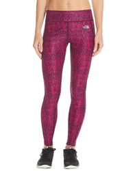 The North Face - Pulse Compression Tights - Lyst