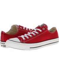 Converse Chuck Taylor® All Star® Seasonal Ox - Lyst
