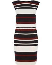 Oasis | Stripe 2 In 1 Dress | Lyst