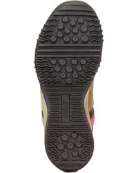 Khombu - Maura Women Round Toe Suede Hiking Shoe - Lyst