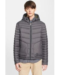 Rag & Bone 'Meriwether' Hooded Quilted Puffer Jacket - Lyst