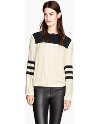 H&M Blouse Jacket - Lyst