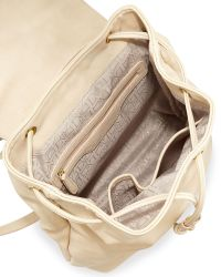 Danielle Nicole - Sloane Snake-Embossed Faux-Leather Combo Backpack - Lyst
