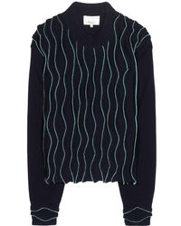 3.1 Phillip Lim Cotton Sweater - Lyst
