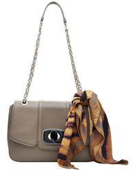 Love Moschino Scarf Medium Shoulder Bag - Lyst