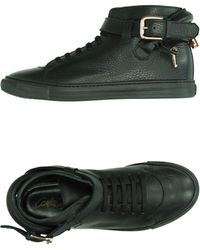 Carla G High-Tops & Trainers black - Lyst