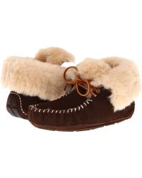 Acorn - Sheepskin Moxie Boot - Lyst