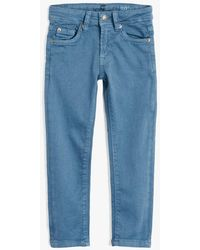 7 For All Mankind - Boy's 4-7 Paxtyn In Bright Blue - Lyst