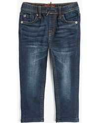 7 For All Mankind - Boys 2t-4t Slimmy In Riptide - Lyst