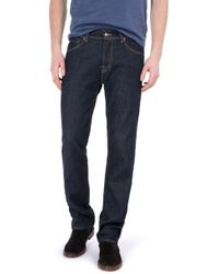 7 For All Mankind - Standard New York Rinse - Lyst