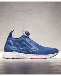 Reebok - Pump Supreme Trainer - Lyst