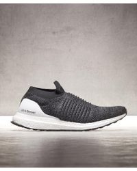 ebe84505ab7 Lyst - Adidas Ultraboost Laceless in Gray for Men