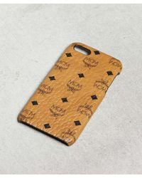 MCM - Visetos Claus Iphone 7 Case - Lyst