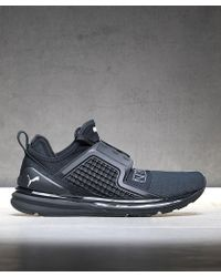 87cdef5e255b Lyst - Puma X Staple Ignite Limitless Sneakers in Black for Men