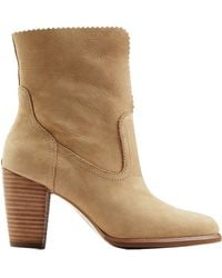 Ugg Thames Suede Boots - Lyst
