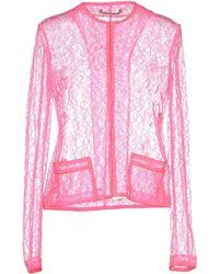 Christopher Kane Shirt pink - Lyst