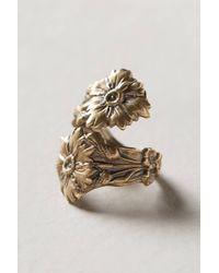 Alkemie | Winding Wildflower Ring | Lyst