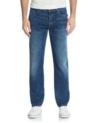 Raleigh Denim Jones Slim-Fit Jeans - Lyst