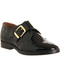 Office Vancouver Brogue Monk - Lyst